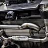 Echappement INOX à clapet - valves Jeep Wrangler JK