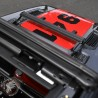 Barre led de capot  Jeep Wrangler JL