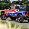 Marche pieds électrique Jeep Wrangler JK 4 portes