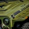 Capot AEV Jeep Wrangler JK