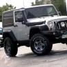 Jante Racer 17 pouces Jeep Wrangler