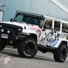 Jante Fuel Offroad Vector 17 pouces Jeep Wrangler