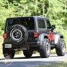 Pare-chocs arrière type Rubicon Jeep Wrangler JL