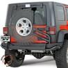 Porte roue renforcé AEV Jeep Wrangler JK