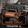 Pare Chocs Venator Rugged Ridge Jeep Wrangler JL