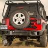 Porte roue renforcé Jeep Wrangler JK