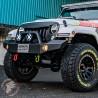 Calandre Angry Jeep Wrangler JK