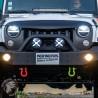 Phares led avec feux diurnes Jeep Wrangler JK