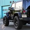 Marche pieds tube Jeep Wrangler JK 2 portes