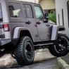 Marche pieds tube Jeep Wrangler JK 4 portes