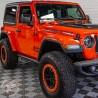 Marche pieds tube Jeep Wrangler JL 2 portes