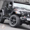 Marche pieds tube Jeep Wrangler JL 4 portes