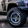 Jante AEV Pintler 17 pouces Jeep Wrangler