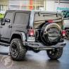 Pare-chocs arrière type Rubicon Jeep Wrangler JK