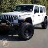 Jante Fuel Offroad Zephyr 17 pouces Jeep Wrangler