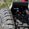 Marche pieds de roue pour Jeep