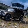 Tente de toit rigide Explorer pour Jeep Wrangler