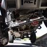 Amortisseur de direction double pour Jeep Wrangler JK