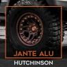 Jante Hutchinson beadlock 17 pouces Jeep Wrangler