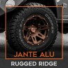Jante Rugged Ridge XHD 17 pouces Jeep Wrangler