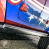 Marche pieds électrique Jeep Wrangler JK 2 portes