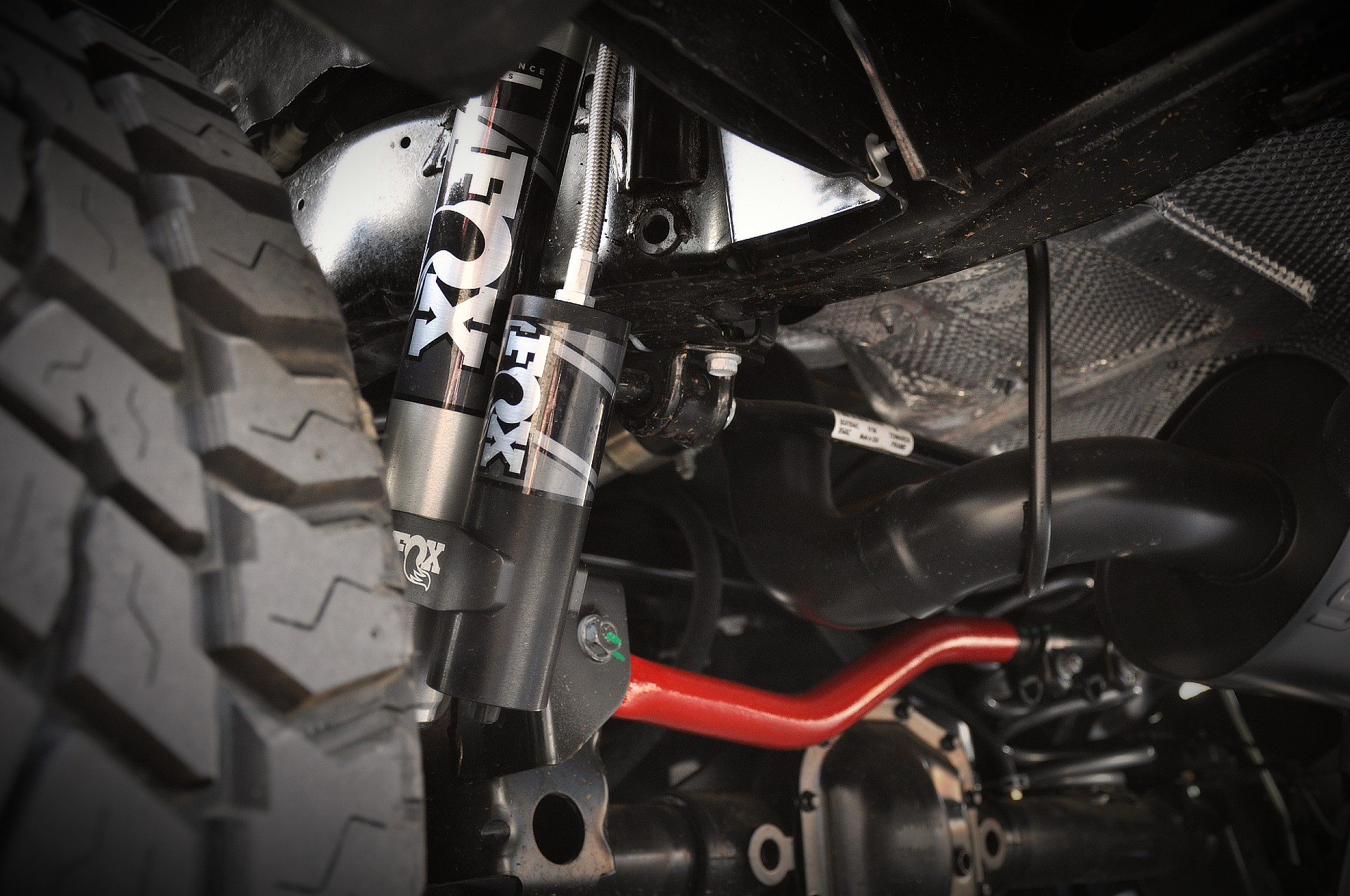 kit rehausse suspensions fox jeep wrangler jl indiancars lift kit